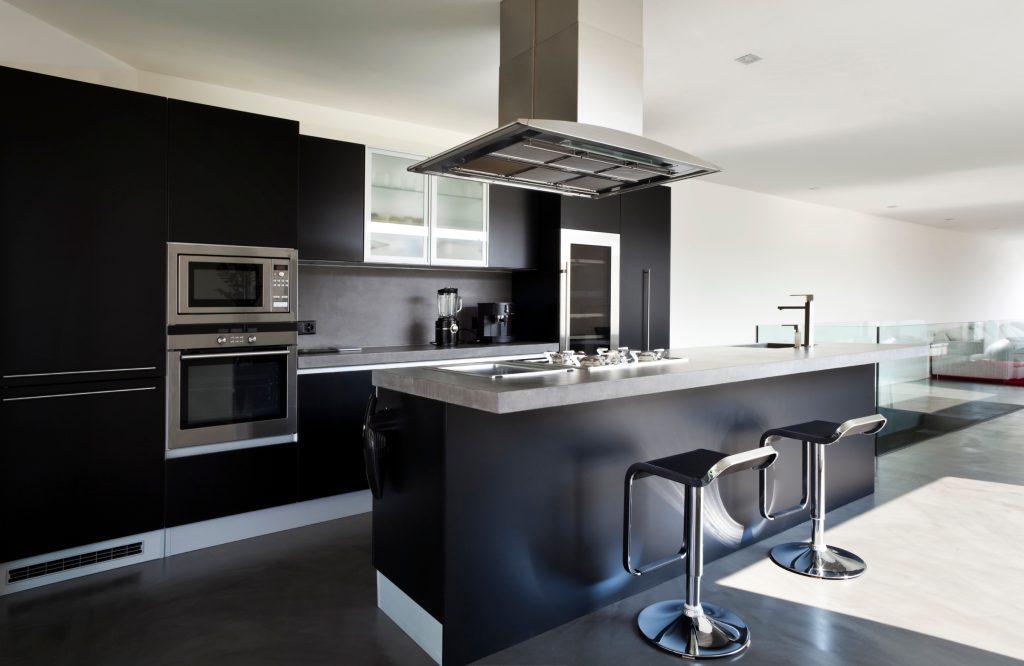 cozinha com ilha slider